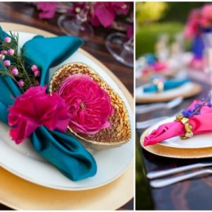 pink-blue-gold-wedding-place-setting